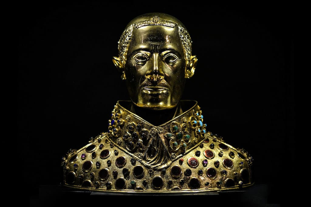 San Gennaro - Faccia Gialla, il patrono di Napoli
