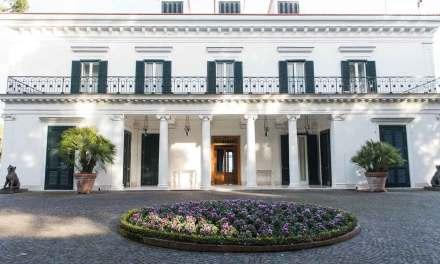 Villa Rosebery a Posillipo, la casa del Presidente della Repubblica