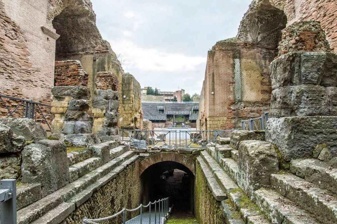 Anfiteatro Flavio, Pozzuoli