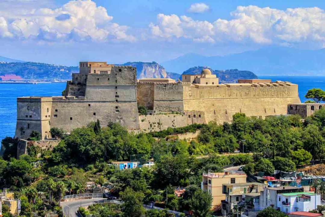 Castello di Baia, Campi Flegrei