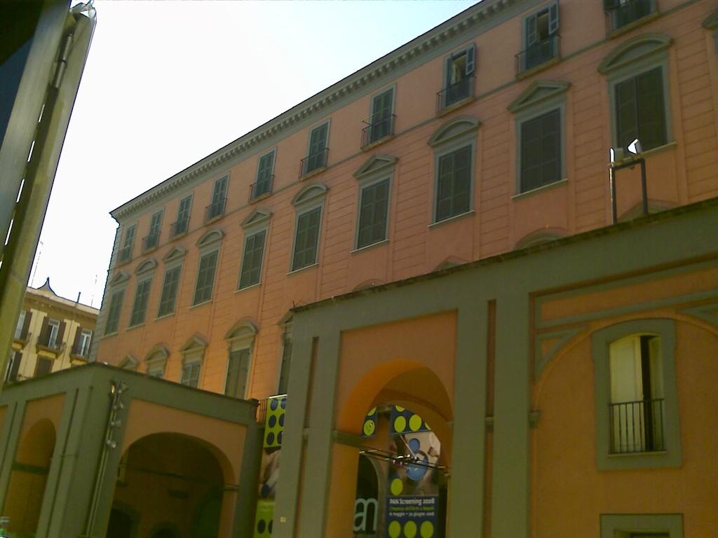 Palazzo delle arti Napoli - Pan