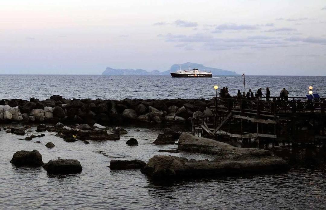 Panorama da Marechiaro, Napoli