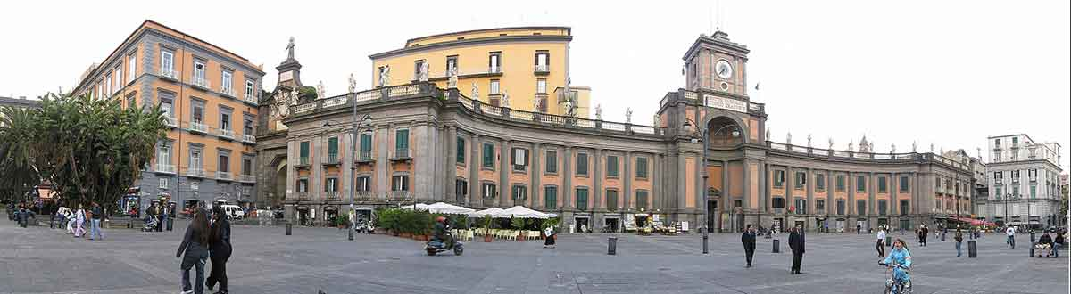 Primo Maggio 2017 a Napoli, concerto a Piazza Dante