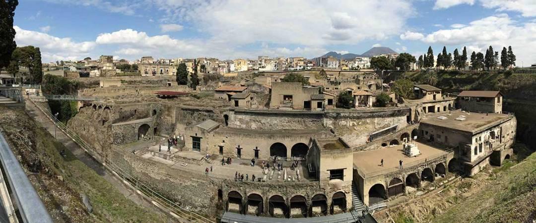 Scavi di Ercolano, Scavi di Ercolano riaprono tre domus