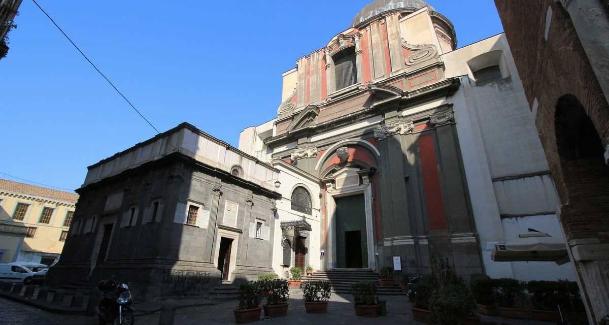 I segreti della Pietrasanta, cripta e cavità sotterranea