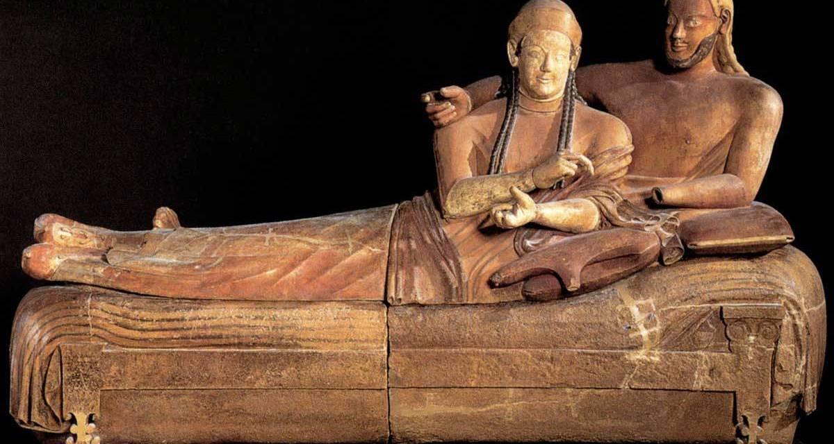"""Museo Archeologico Etrusco """"De Feis"""" a Napoli"""