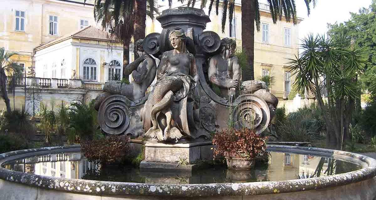 Reggia di Portici la Scuola adotta un monumento (Maggio 2018)