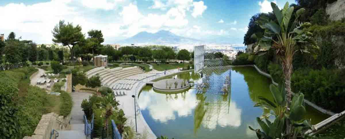 Cinema all'aperto al Parco del Poggio (Napoli): Estate 2017