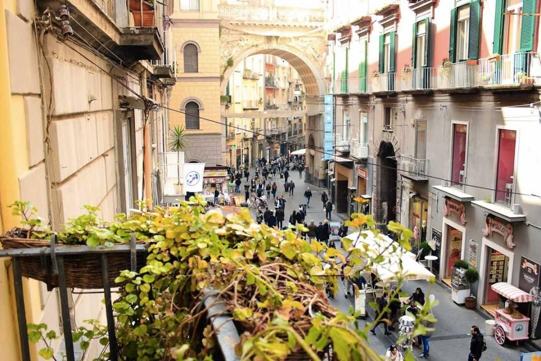 Via Chiaia Napoli