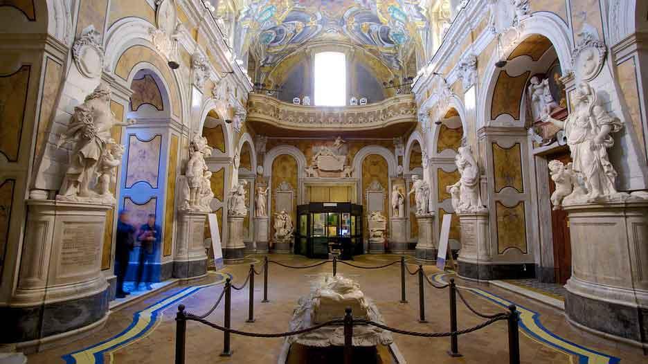 Visite straordinarie, Cappella Sansevero