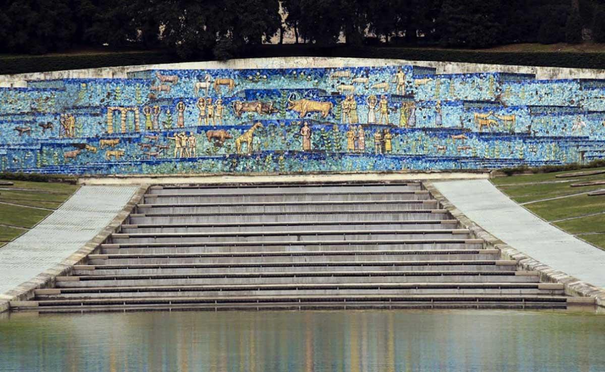 Piscina Napoli Mostra Doltremare