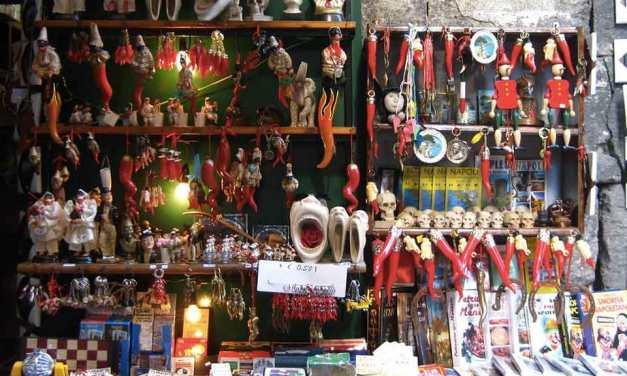 148^ Fiera di Natale a San Gregorio Armeno e ai Decumani