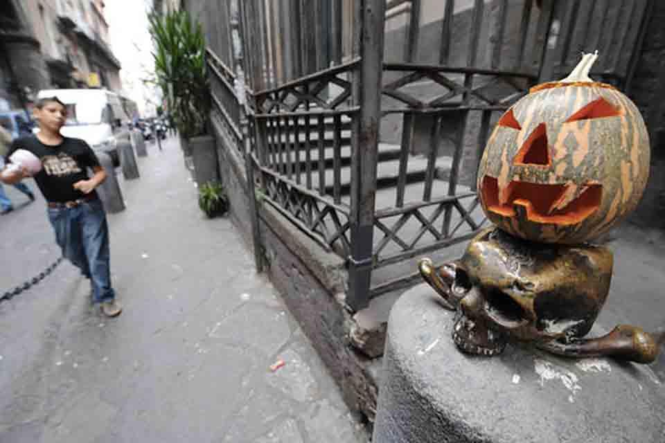 Halloween Napoli