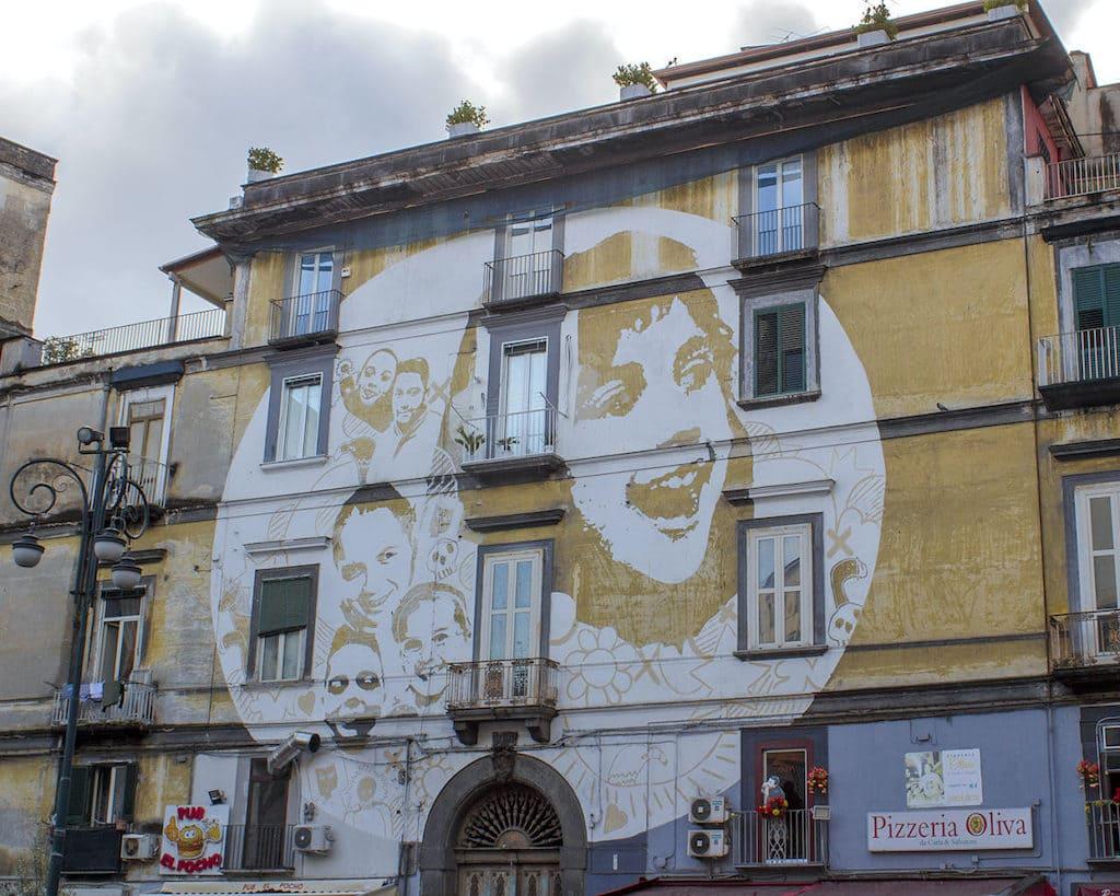 Rione Sanità Napoli street art