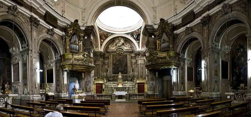Santa Maria Egiziaca a Forcella