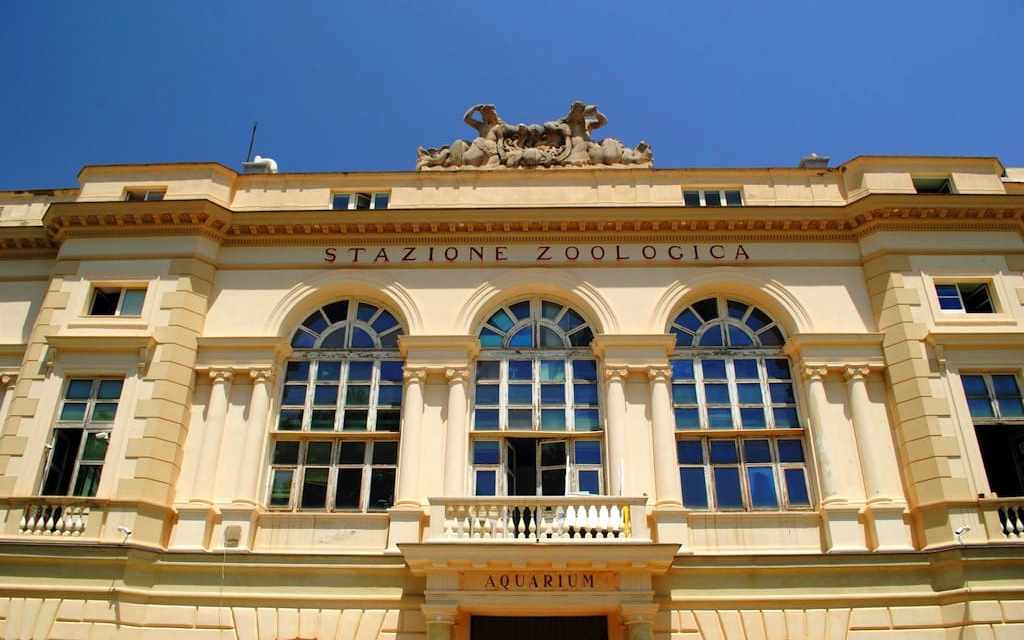 Stazione Zoologica Anton Dohrn e l' Acquario di Napoli