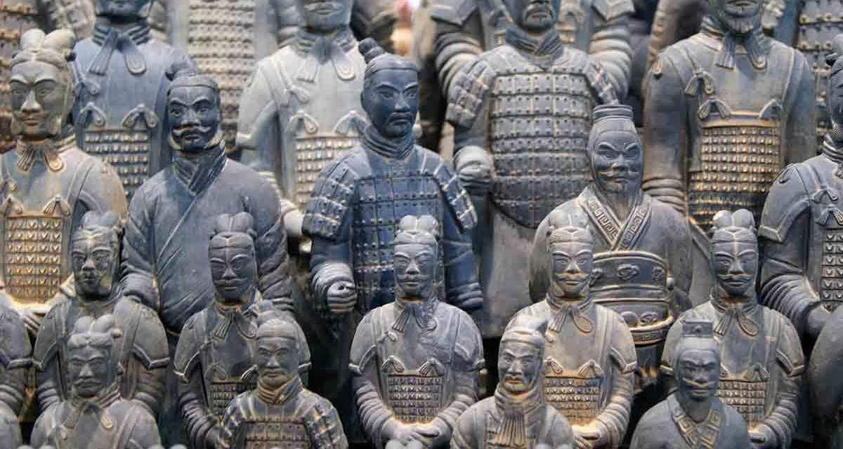 L'Esercito di Terracotta in mostra a Napoli