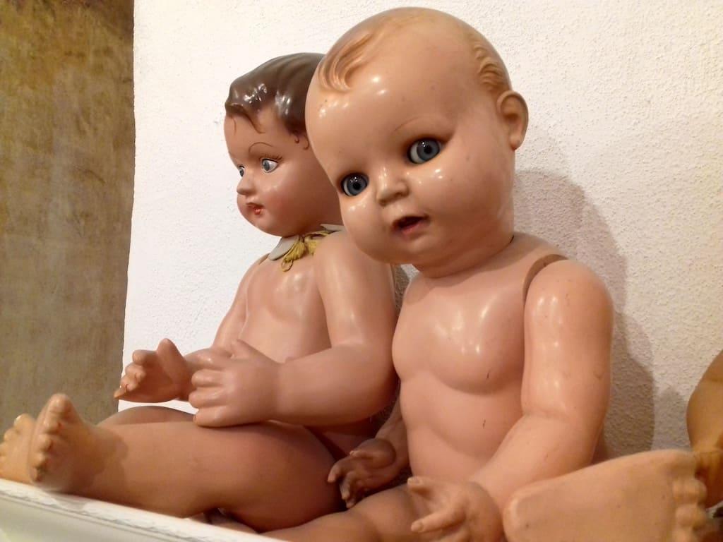 Museo Ospedale delle Bambole. Ph Fabio Pariante