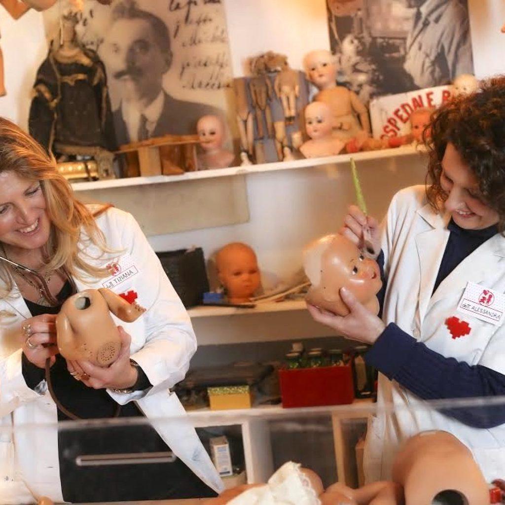Ospedale delle Bambole Napoli