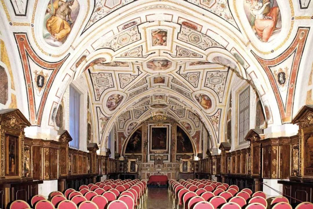 Concerto dell Immacolata a Sant Anna dei Lombardi