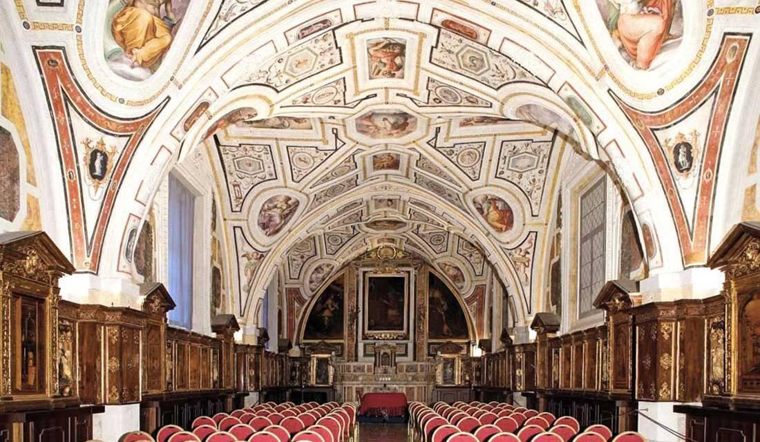 Concerto dell'Immacolata 2018 alla Cappella del Vasari di Napoli