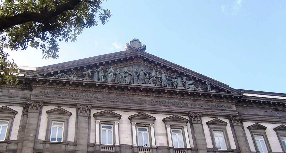 Napoli e le sue università: Federico II, Orientale, Suor Orsola Benincasa, Parthenope