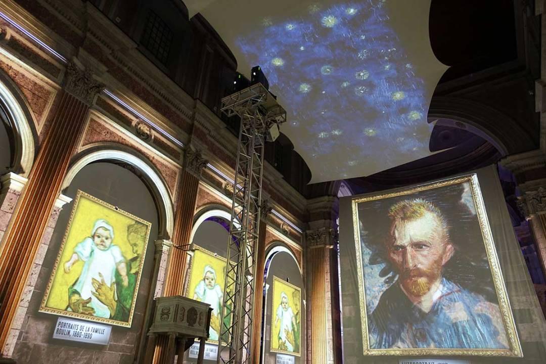 Van Gogh Experience Napoli