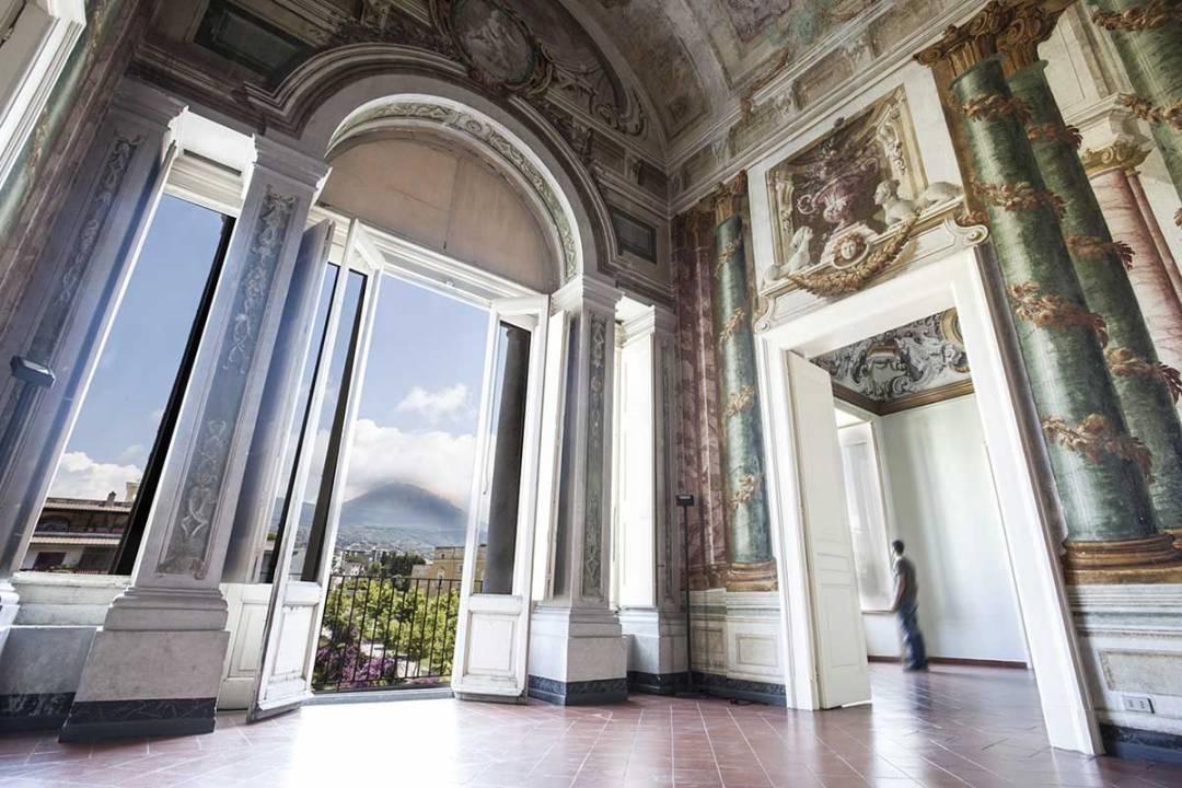 Visita spettacolo a Villa Campolieto