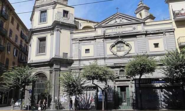 Chiesa di Santa Maria Egiziaca a Forcella Napoli