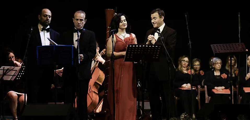 Concerto di Capodanno Teatro delle Palme