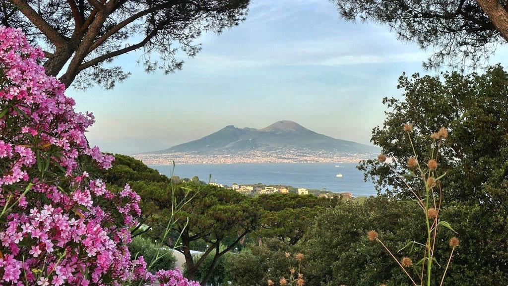 Il Vesuvio Napoli