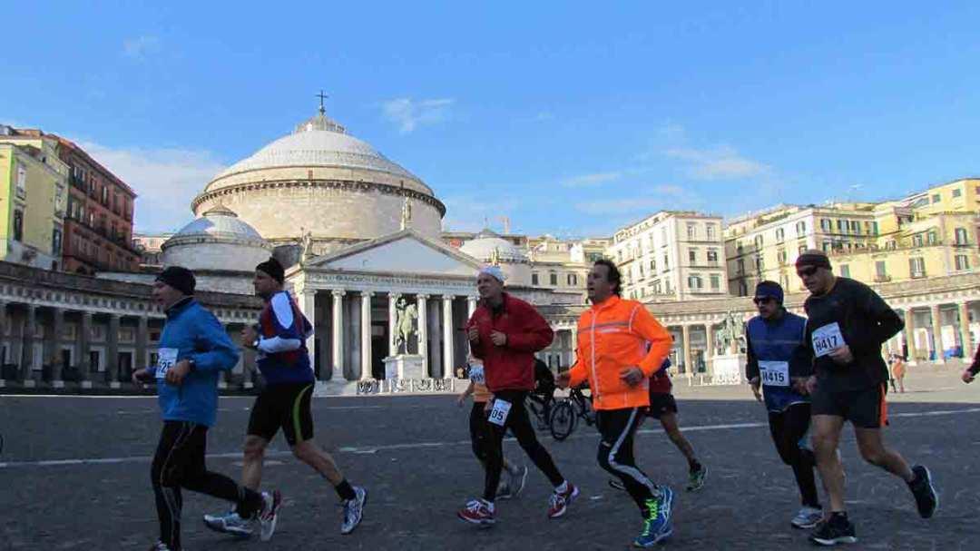Napoli Half Marathon 2018