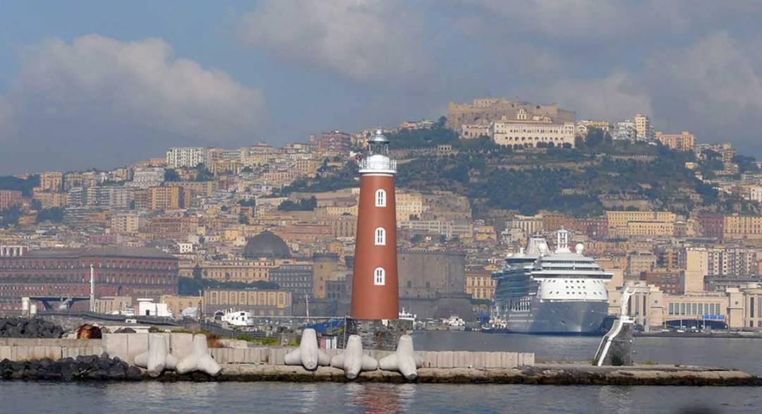 Porto di Napoli - San Vincenzo