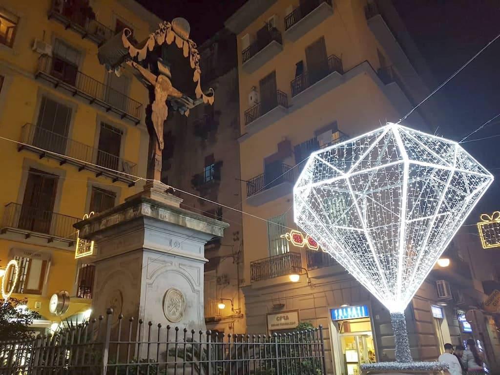 Borgo Orefici Napoli Crocifisso