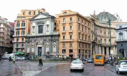 Chiesa di San Ferdinando Piazza Trieste e Trento, Napoli