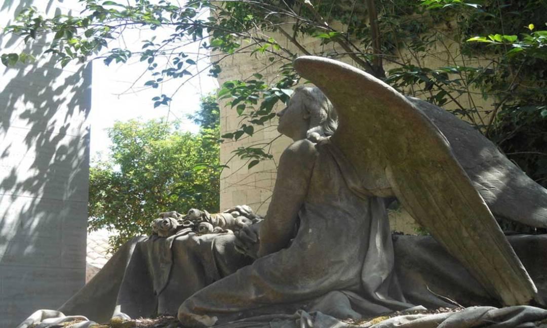 Cimitero di Poggioreale, un museo a cielo aperto