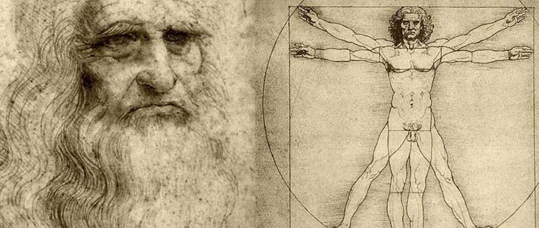 Leonardo da Vinci in mostra a Sorrento