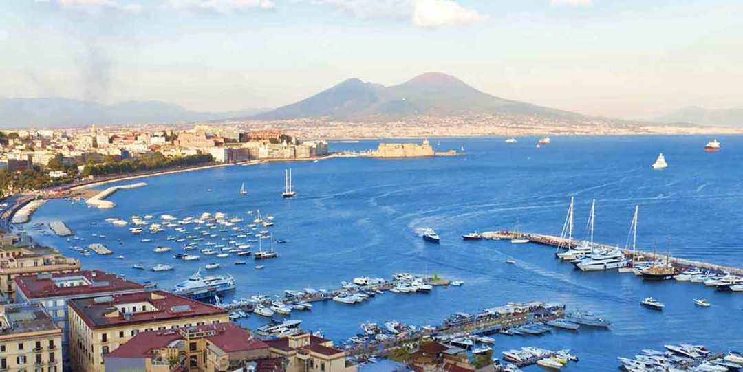 Dormire a Napoli - il Golfo