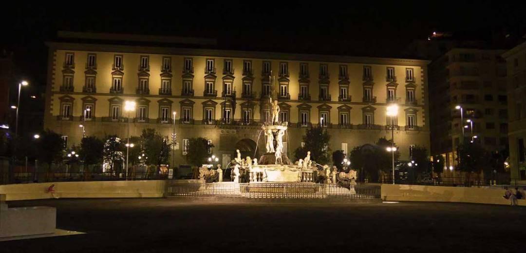 Silent Disco in Piazza Municipio Napoli