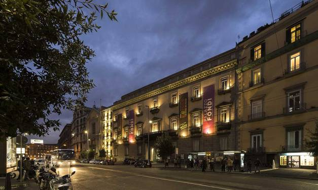 Napoli riscopre Palazzo Fondi