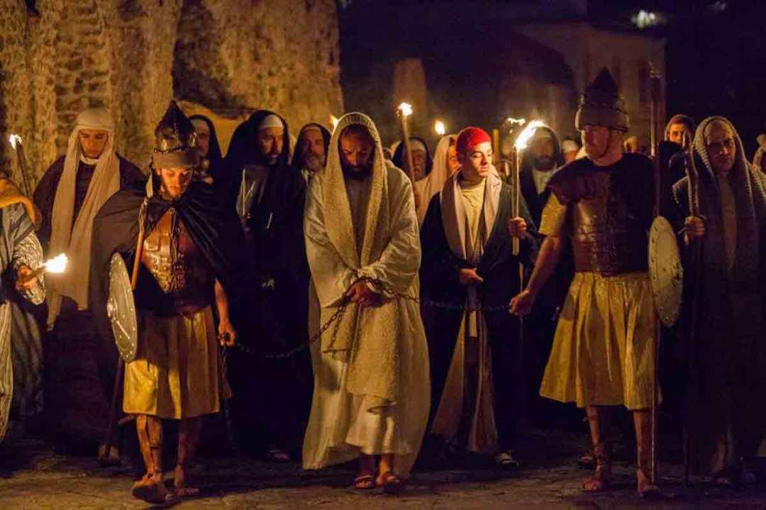 Pasqua - Via Crucis di Ravello