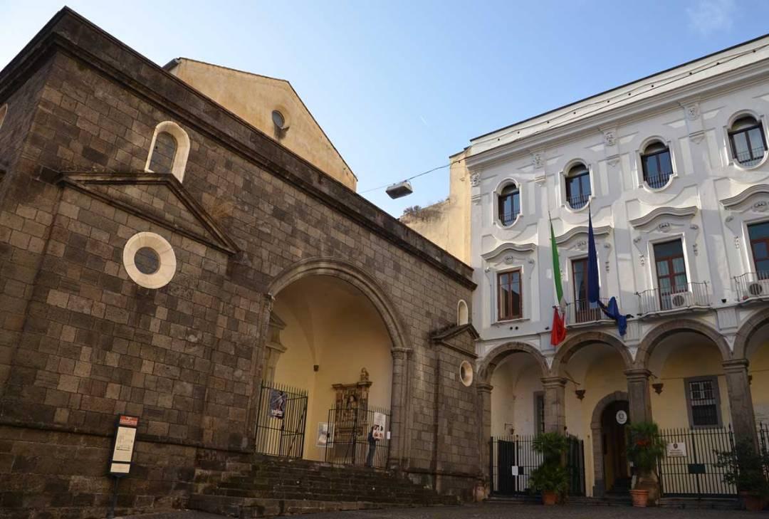 Complesso di Monteoliveto Napoli
