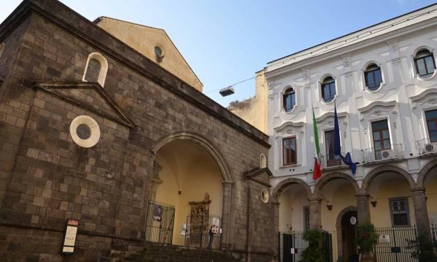 Concerto dell'Immacolata e visita guidata S.Anna dei Lombardi (Napoli 2019)
