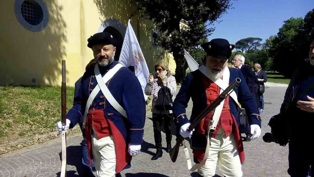 Alla corte del re, Capodimonte Napoli