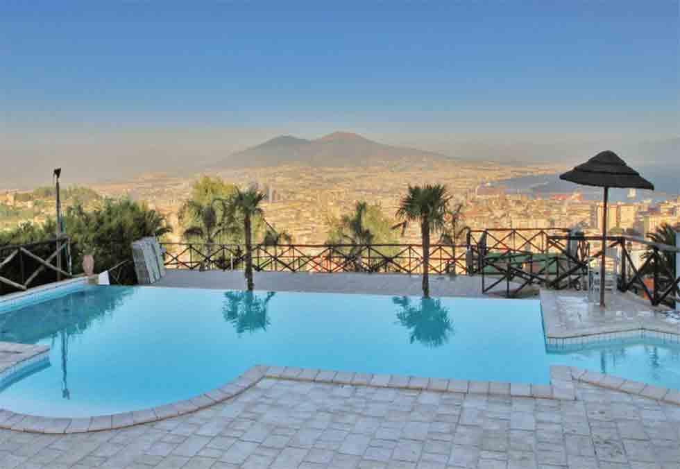 Napoli piscine all'aperto
