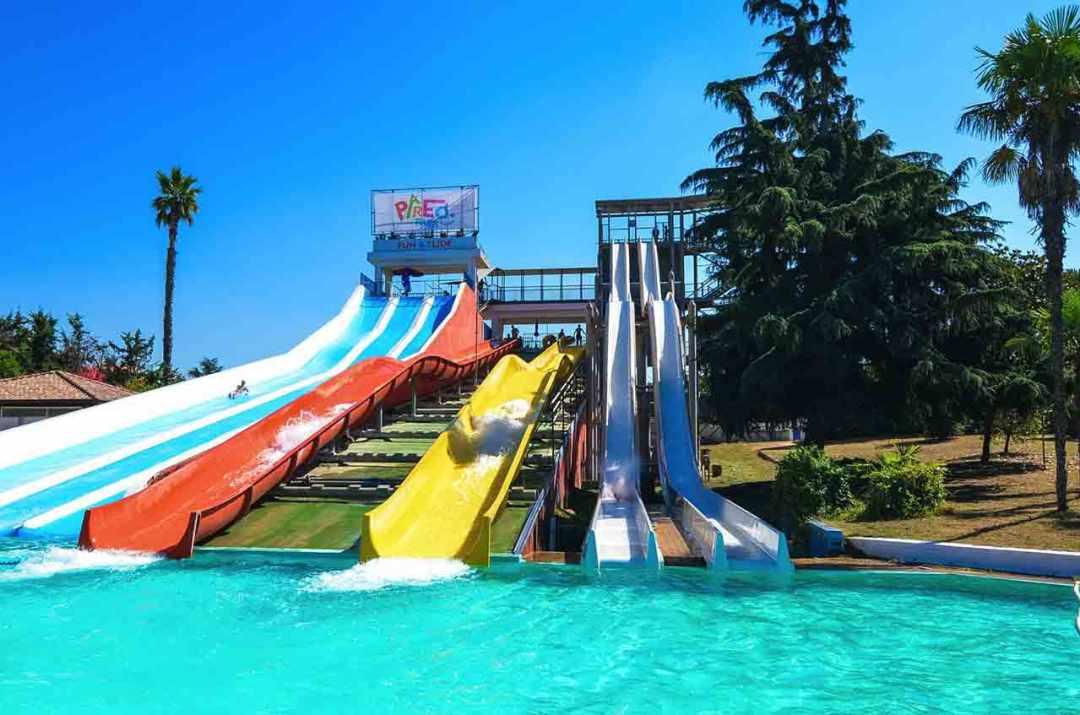 Napoli Pareo Park piscine-all-aperto