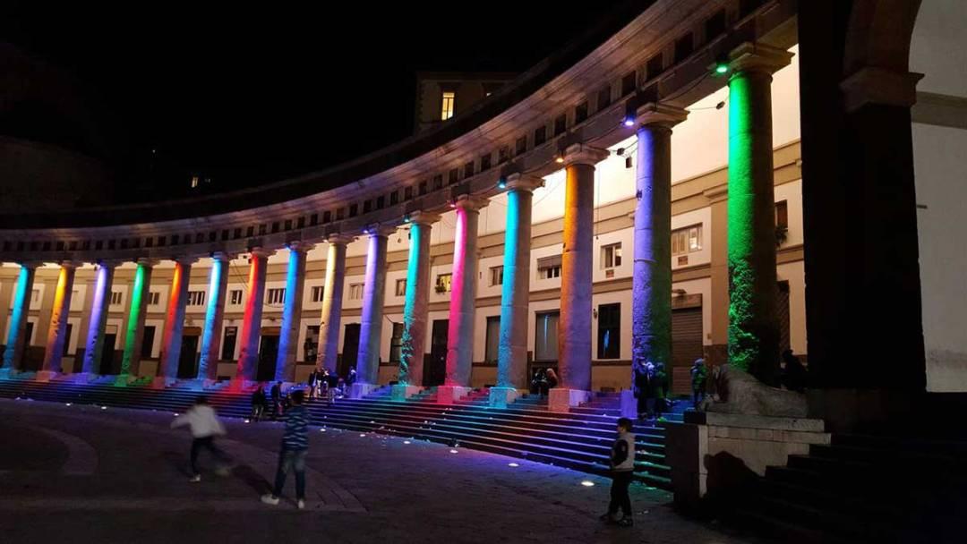 N-Light, il Festival delle Luci di Napoli