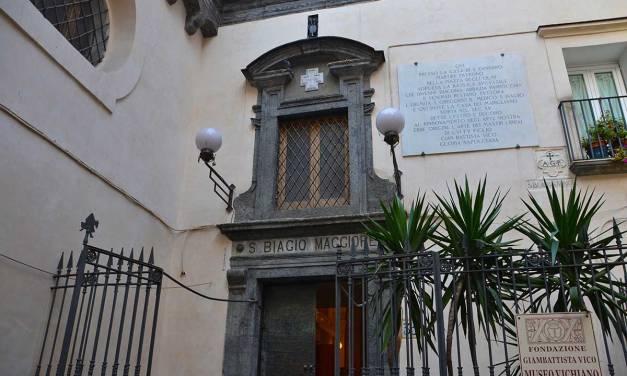 Complesso di San Gennaro all'Olmo e San Biagio Maggiore
