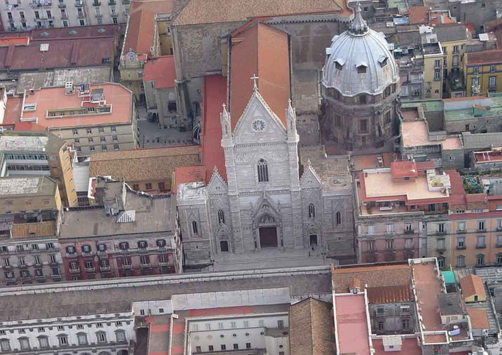 Via Duomo Napoli, la Via dei Musei