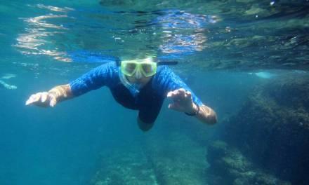 Snorkeling al Parco Sommerso della Gaiola Napoli